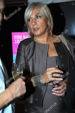 Editorial picture of 'You Know More Than You Think' book launch, Ivy Club, London, Britain - 15 Sep 2010
