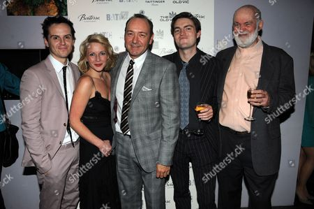 Editorial image of 'Design for Living' Opening Night After Party, Baltic, London, Britain - 15 Sep 2010