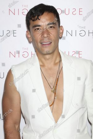 """Conrad Ricamora attends a special screening of """"The Night House"""" at Cinepolis Chelsea, in New York"""