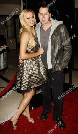 Stock Photo of Rob Hall and Angelina Armani