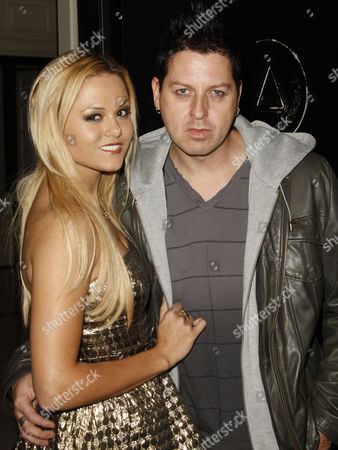 Stock Picture of Rob Hall and Angelina Armani