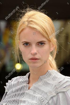 Model, Sophie Holmes