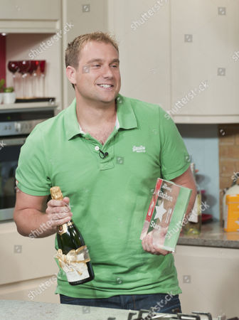 Stock Picture of The Winner of Kitchen Stars was Tarrant Ablett