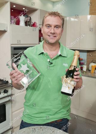 Stock Photo of The Winner of Kitchen Stars was Tarrant Ablett