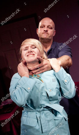 Editorial picture of 'Olly's Prison' play at the Cock Tavern Theatre, Kilburn, London, Britain - 15 Sep 2010