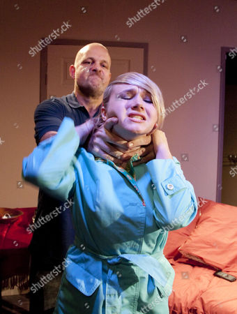 Editorial image of 'Olly's Prison' play at the Cock Tavern Theatre, Kilburn, London, Britain - 15 Sep 2010