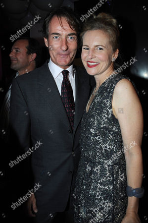 Stock Image of Tim Jefferies with Alannah Cochrane