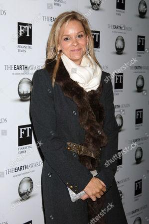 Editorial photo of The Earth Awards 2010, Marlborough House, London, Britain - 16 Sept 2010