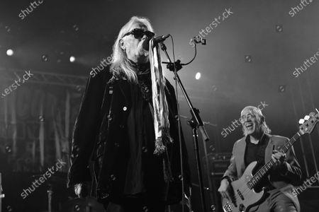 The Blockheads - Derek 'The Draw' Hussey and Norman Watt-Roy
