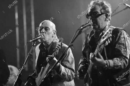 The Blockheads - Norman Watt-Roy and John Turnbull