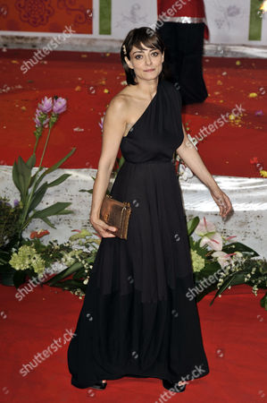 Editorial photo of 'Eat Pray Love' film premiere, Rome, Italy - 16 Sep 2010
