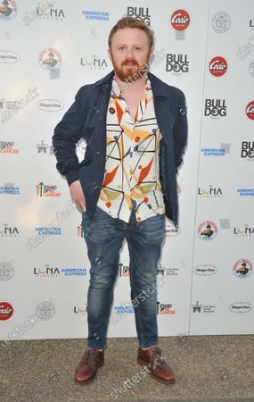 Editorial image of 'Top Gun', Luna Cinema film screening, The Orangery, Kensington Palace Gardens, London, UK - 11 Aug 2021