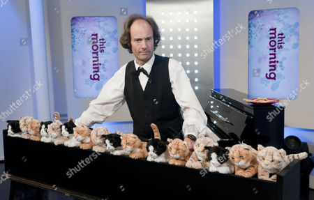 Editorial photo of 'This Morning' TV Programme, London, Britain. - 17 Sep 2010