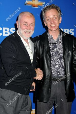 Robert David Hall and Robert Joy