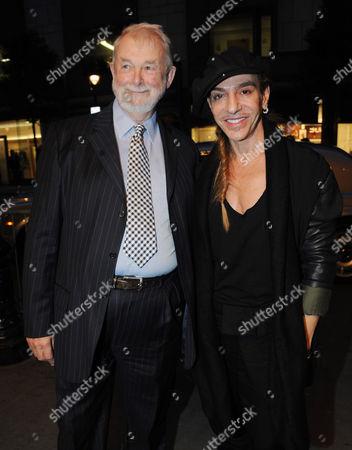 Colin McDowell and John Galliano