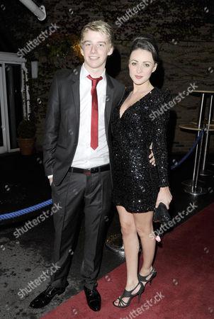 Stock Photo of Miles Higson and Karen Hassan