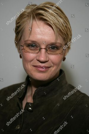 Stock Image of Zoe Sharp