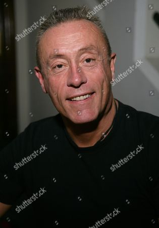Stock Picture of Christopher Fowler