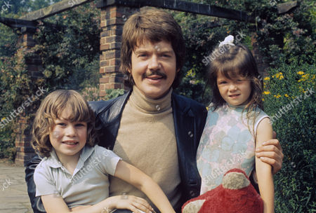 David Weston with his Children