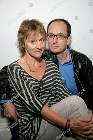 Nicci Gerrard and husband Sean French known as Nicci French, partners in crime