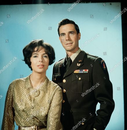 Editorial image of 'Court Martial' TV Series. - 1965