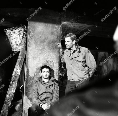 Editorial photo of 'Court Martial' TV Series. - 1965