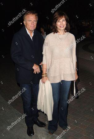 Anne Archer & husband Terry Jastrow
