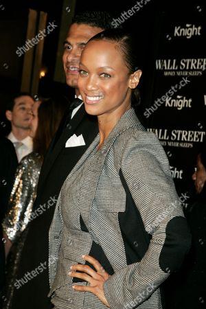 Editorial image of 'Wall Street : Money Never Sleeps' Film Premiere, New York, America - 20 Sep 2010
