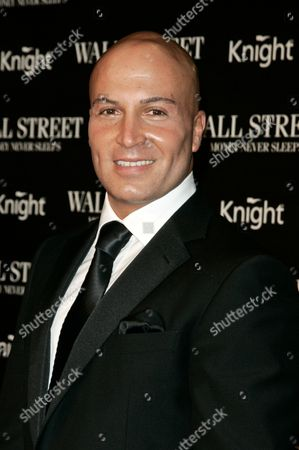 Editorial picture of 'Wall Street : Money Never Sleeps' Film Premiere, New York, America - 20 Sep 2010