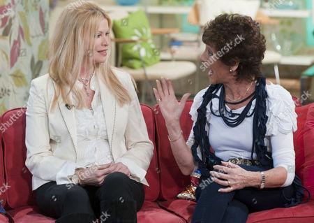 Cindy Jackson and Irene Estry