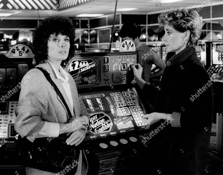 Jill Gascoine as Maggie Forbes  and Angela Douglas as her informer Betty Farrell