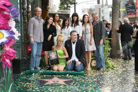 Editorial picture of Tinker Bell Honored With Star On The Hollywood Walk Of Fame, Los Angeles, America - 21 Sep 2010