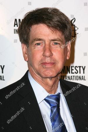 Stock Image of Larry Cox