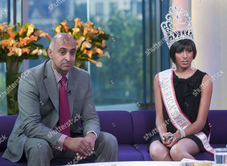 Editorial image of 'Daybreak' TV Programme, London, Britain - 22 Sep 2010