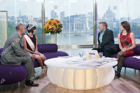 Editorial picture of 'Daybreak' TV Programme, London, Britain - 22 Sep 2010