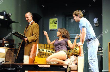 Finbar Lynch ( David ) Stephanie Street ( Karelma ) David Ricardo-Pearce ( Michael )