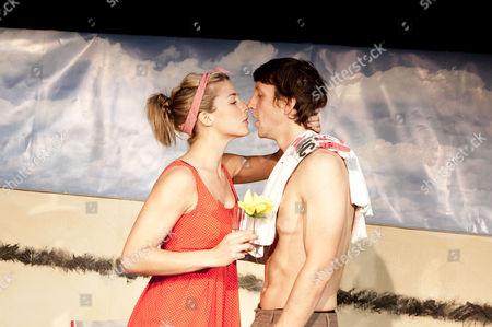 Gemma Atkinson (Belinda), Tom Greaves (Man)