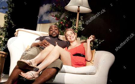 Okezie Morro (Cody), Gemma Atkinson (Belinda)