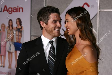 David Annable and Odette Yustman