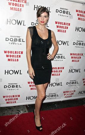 Editorial image of 'Howl' Special Film Screening, New York, America - 22 Sep 2010