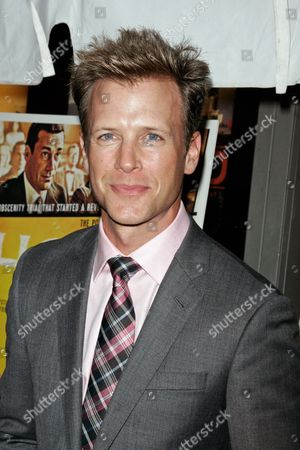 Editorial photo of 'Howl' Special Film Screening, New York, America - 22 Sep 2010