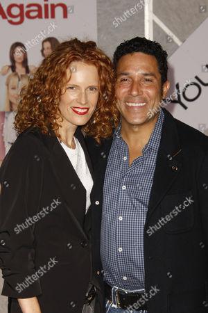 Oscar Nunez and Ursula Whittaker