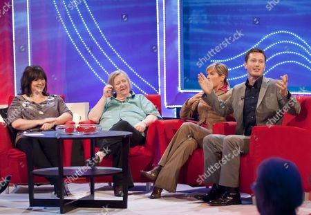 Coleen Nolan, Clarissa Dickson Wright, Penny Smith and Nick Moran