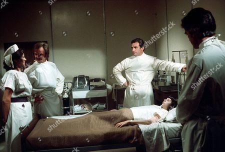 General scene, Tony Adams (l), Tom Adams
