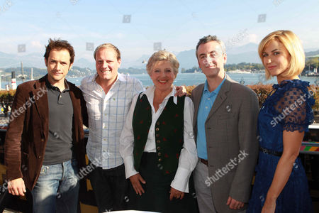 Editorial picture of Rose d'Or television festival, Lucerne, Switzerland - 22 Sep 2010