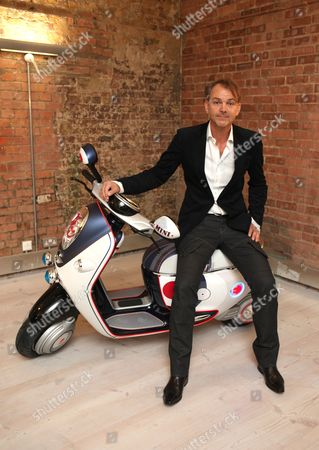 Adrian Van Hooydonk, Director of BMW Group Design