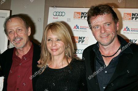 Mark Blum, Rosanna Arquette and Aidan Quinn
