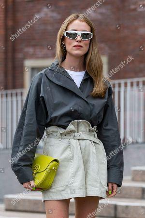 Stock Photo of Annabel Rosendahl
