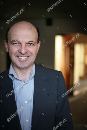 Editorial picture of Mark Damazer, Oxford, Britain - 17 Sep 2010