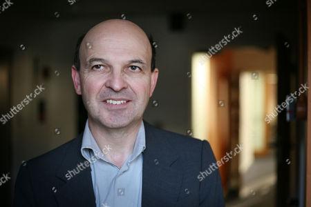 Stock Image of Mark Damazer